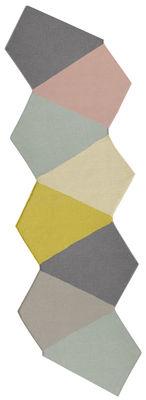 Crux Teppich / 395 x 130 cm - Exklusives ONLINE-ANGEBOT! - Kinnasand - Bunt