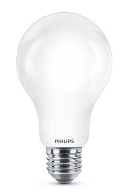 Ampoule LED E27 Standard Dépolie Inca / 11,5W (100W) - 1521 lumen - Philips blanc dépoli en verre