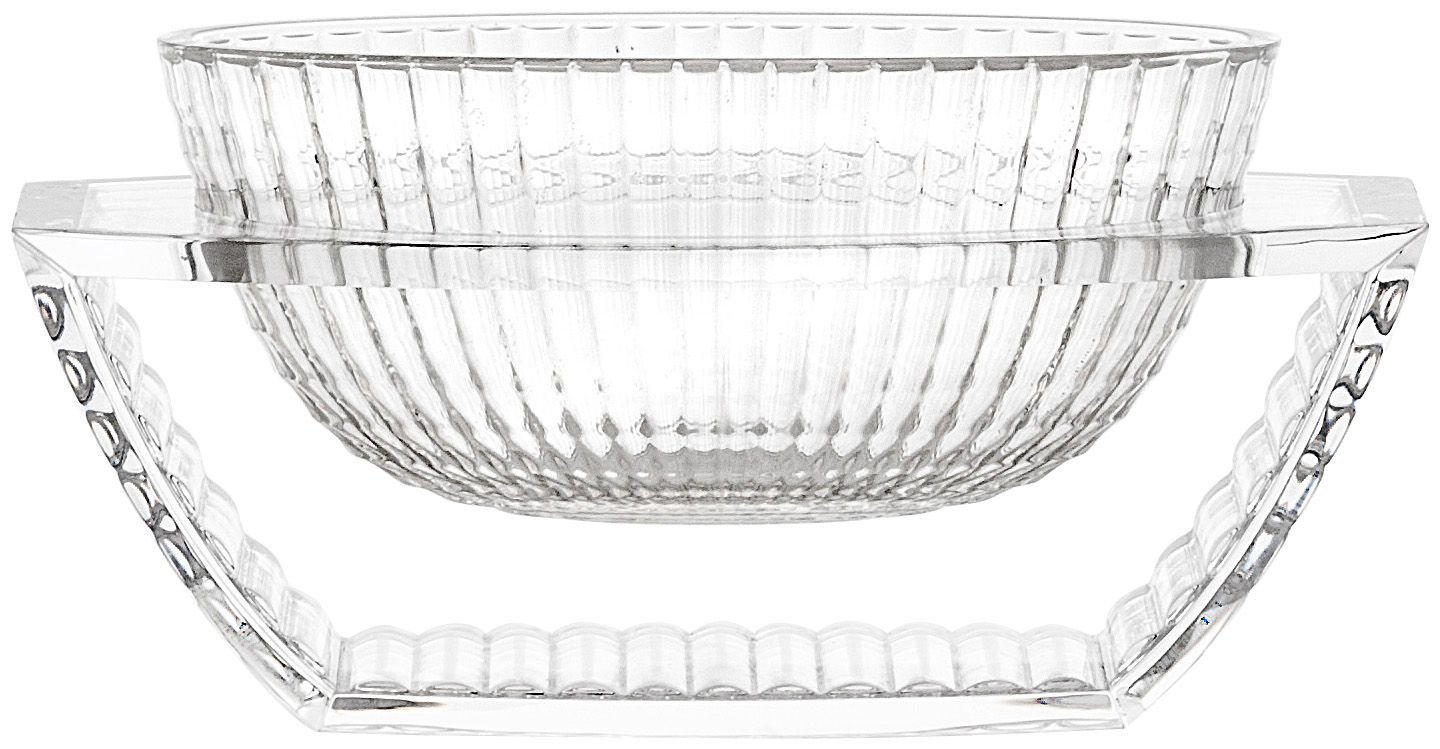 Decoration - Centrepieces & Centrepiece Bowls - U Shine Centrepiece by Kartell - Crystal - PMMA