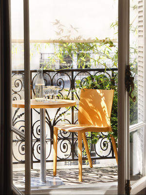 Chaise empilable Slick slick by Philippe Starck XO