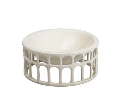 Arts de la table - Saladiers, coupes et bols - Coupe Hestia / Céramique - Ø 19 cm - Doiy - Blanc - Céramique