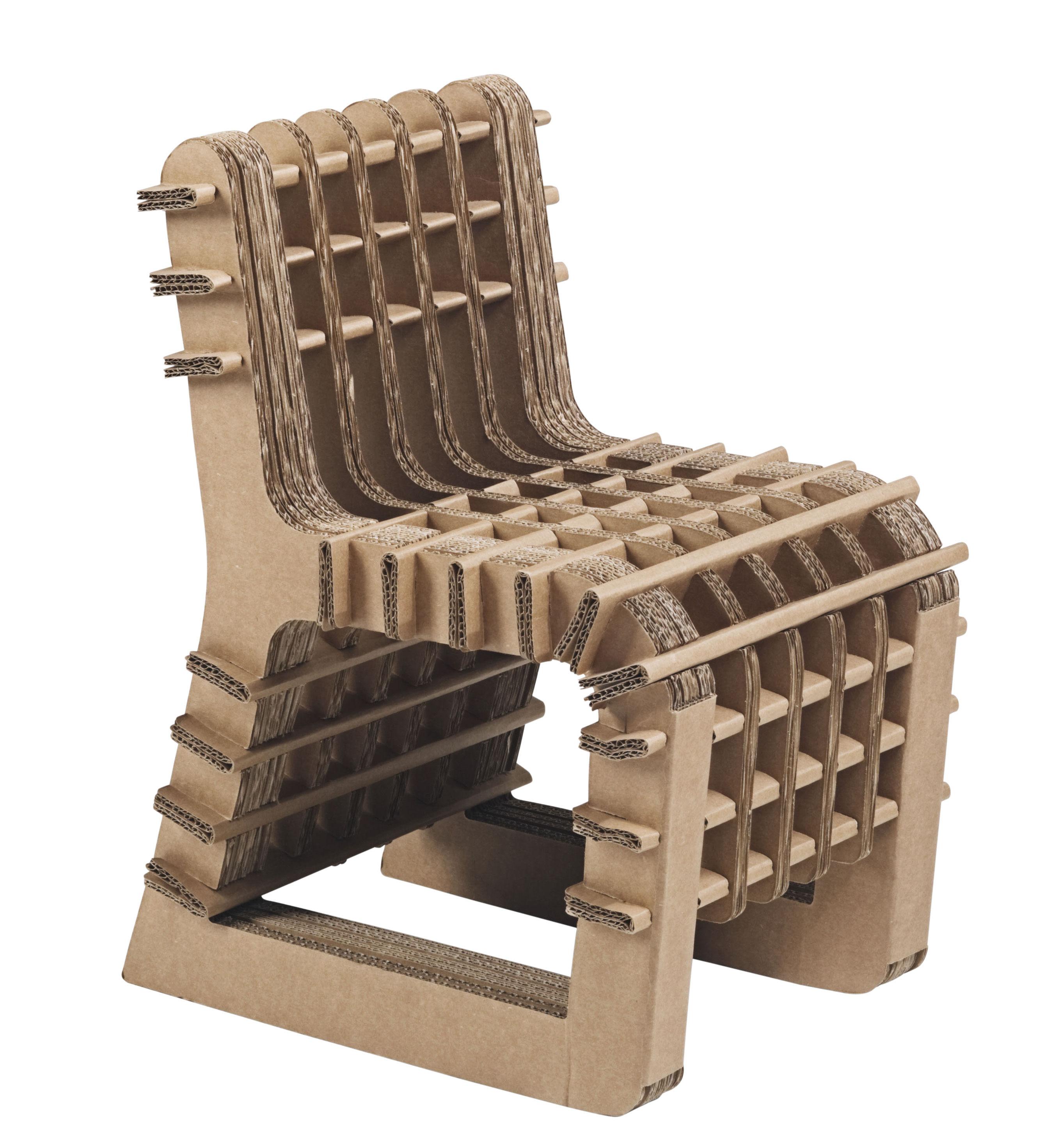 build up kinderstuhl pappe by skitsch | made in design