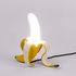 Lampada da tavolo Banana Louie - / Resina & vetro di Seletti