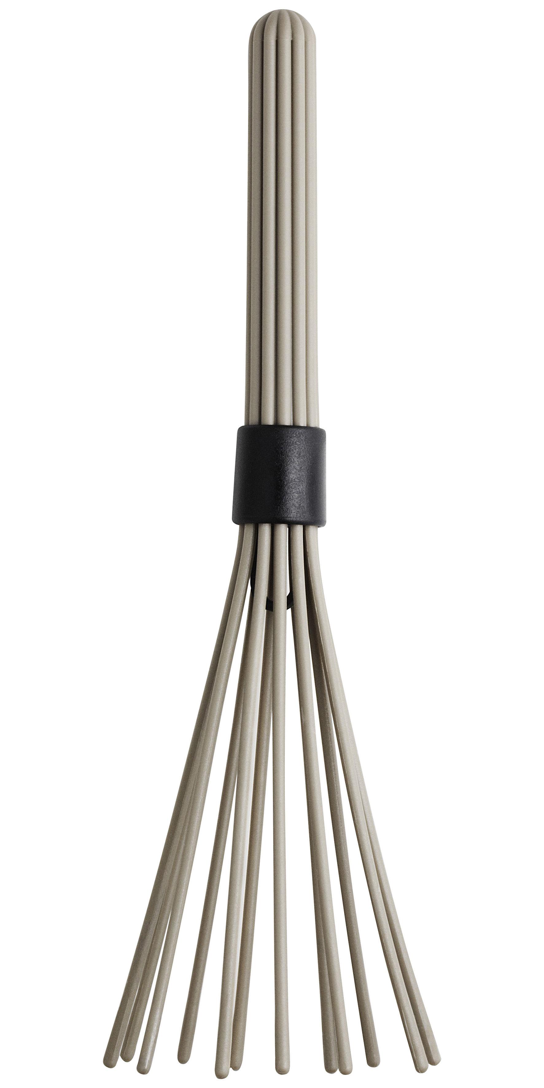 Küche - Küchenutensilien - Beater Schneebesen faltbar - Normann Copenhagen - Grau - Nylon