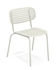 Mom Stacking chair - / Metal by Emu