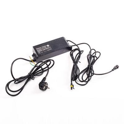 Transformateur / Pour composition de 4 à 5 lampes Alphacrete ou Alphafont - Seletti noir en matière plastique