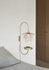 Papillon Wall light - / H 75 cm - Tablette by Forestier