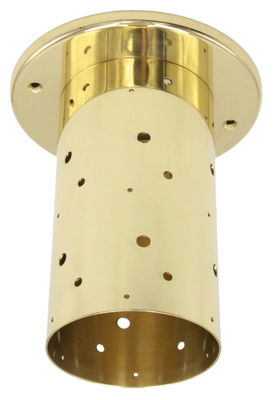 Lighting - Ceiling Lights - Jean Ceiling light - Brass - Not electrified by Maison Sarah Lavoine - Brass - Solid brass