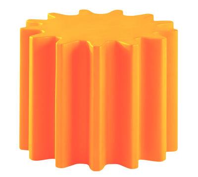 Gear Couchtisch /Hocker - Slide - Orange