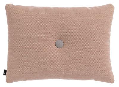 Déco - Coussins - Coussin Dot - Steelcut Trio / 60 x 45 cm - Hay - Rose - Tissu