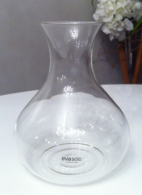 Tischkultur - Tee und Kaffee - Glaswaren Ersatzkaraffe für Teekanne Eva Solo 1,4 l - Eva Solo - Ersatz-Karaffe - transparent - Glas