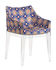 Madame La Double J Padded armchair - / Fabric by Kartell