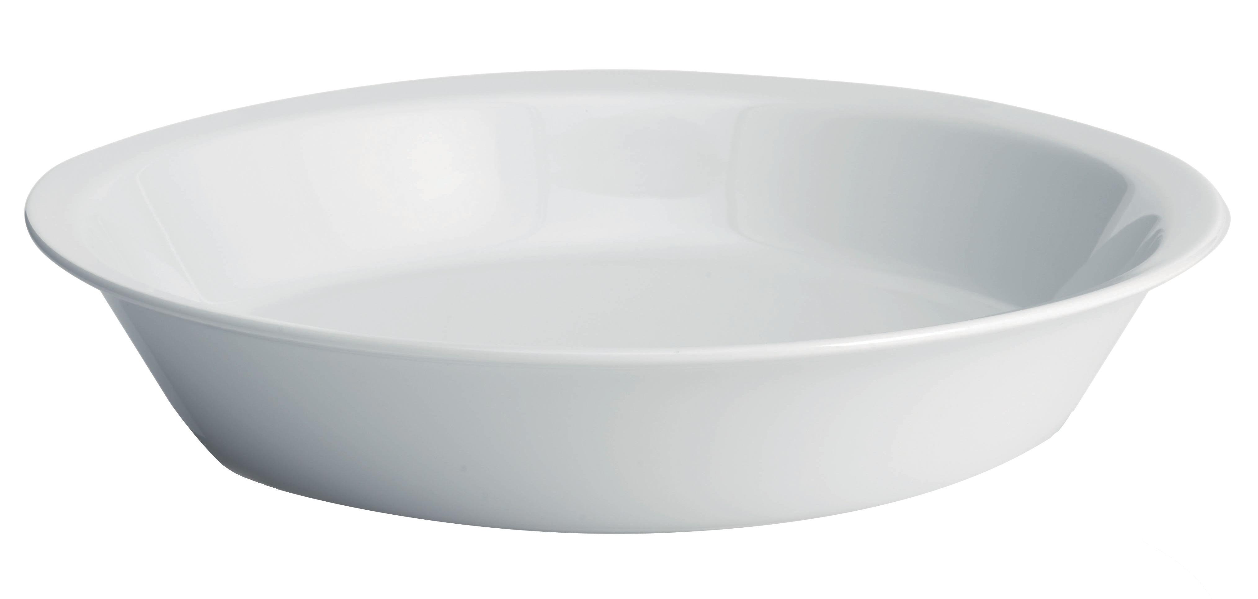 Tavola - Piatti  - Piatto fondo Anatolia di Driade Kosmo - Bianco - Porcellana