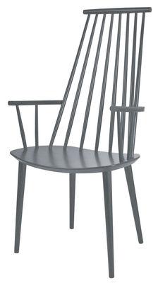 J110 Sessel / Holz - Hay - Stein-Grau