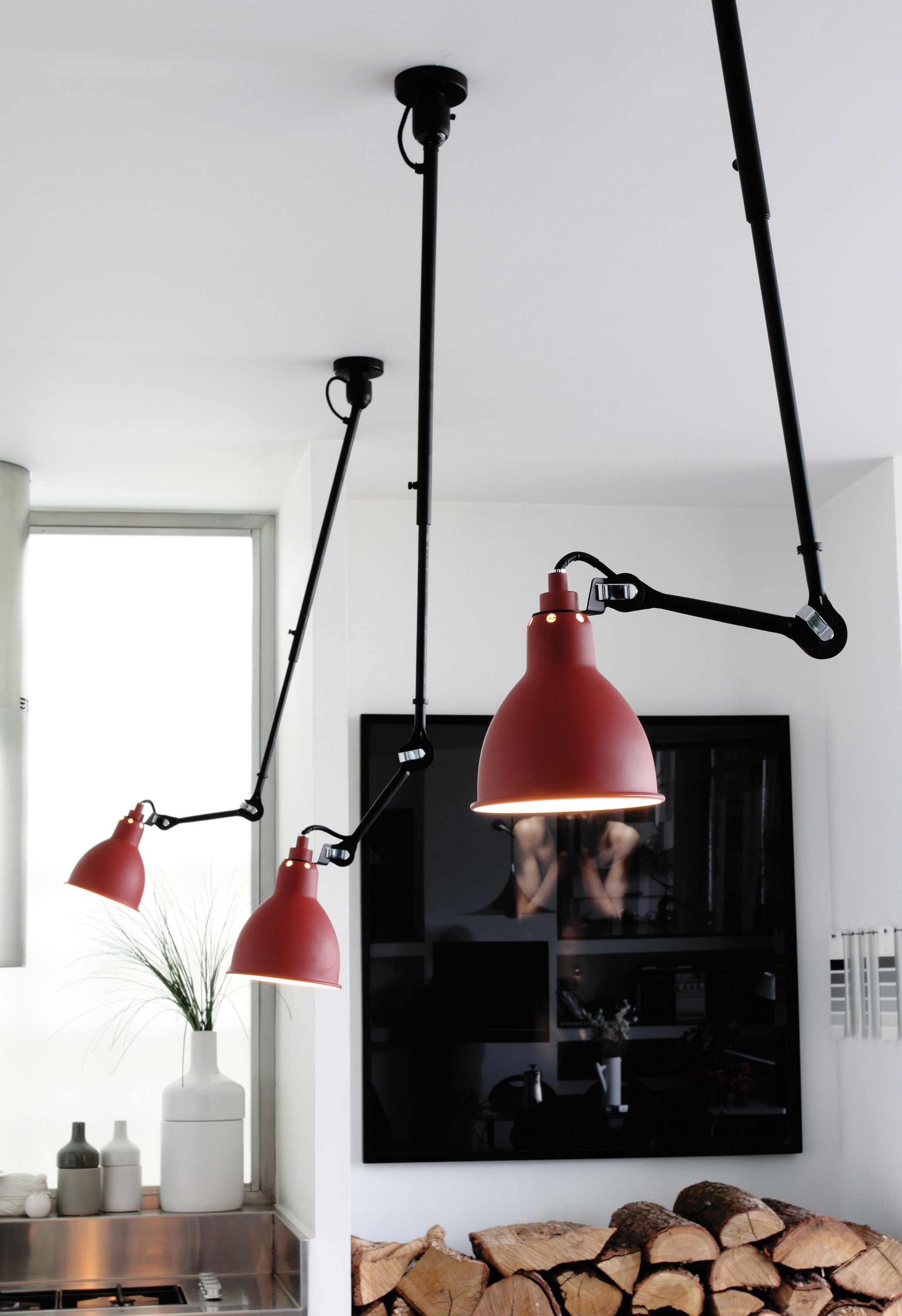 Éditions In Dcw RougeMade Design N°302 Suspension hdstrCoBQx