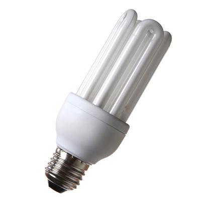 Ampoule fluocompacte E27 / 3W - Pour lampes Bloom H 28 cm - Bloom! transparent en verre