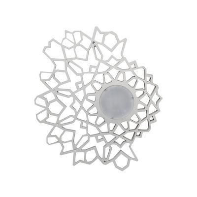 Applique Notredame LED / Plafonnier - Ø 63 cm - Karman blanc en matière plastique