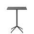 Still Café High table - / 75 x 65 cm x H 95 cm - Linoleum by Muuto