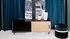 Meuble TV Essence / L 140 x H 42 cm - Bois & rotin - Maison Sarah Lavoine