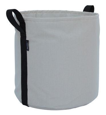 Pot de fleurs Batyline® / Outdoor - 50 L - Bacsac beige gris en tissu
