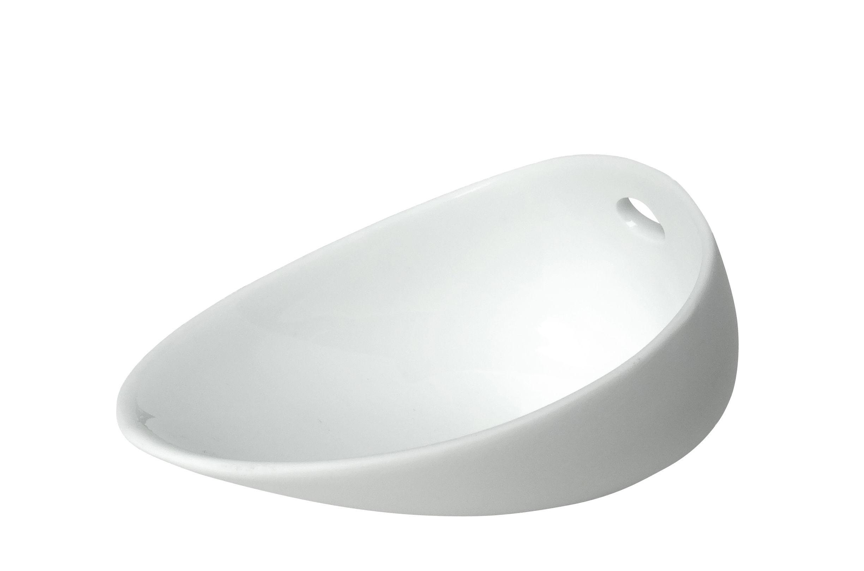 Arts de la table - Saladiers, coupes et bols - Bol Jomon mini / 10 x 8 cm - cookplay - Blanc - Porcelaine