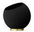 Globe Flowerpot - / Ø 37 cm - Metal by AYTM