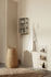 Braided Laundry basket - / Ø 42 x H 80 cm - Rattan by Ferm Living