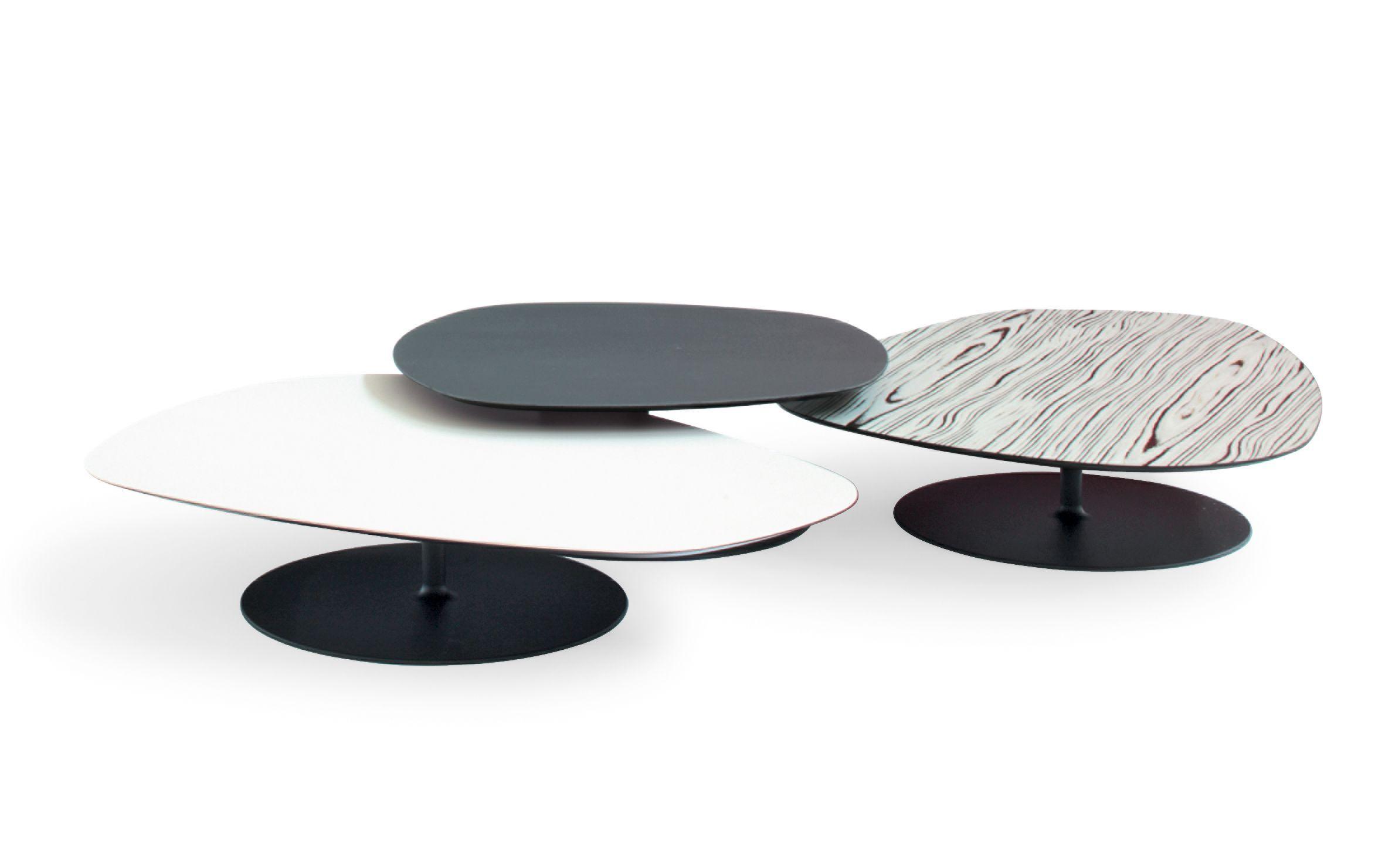 ... Mobilier   Tables Basses   Table Basse T Phoenix Petit Plateau   Moroso    Blanc
