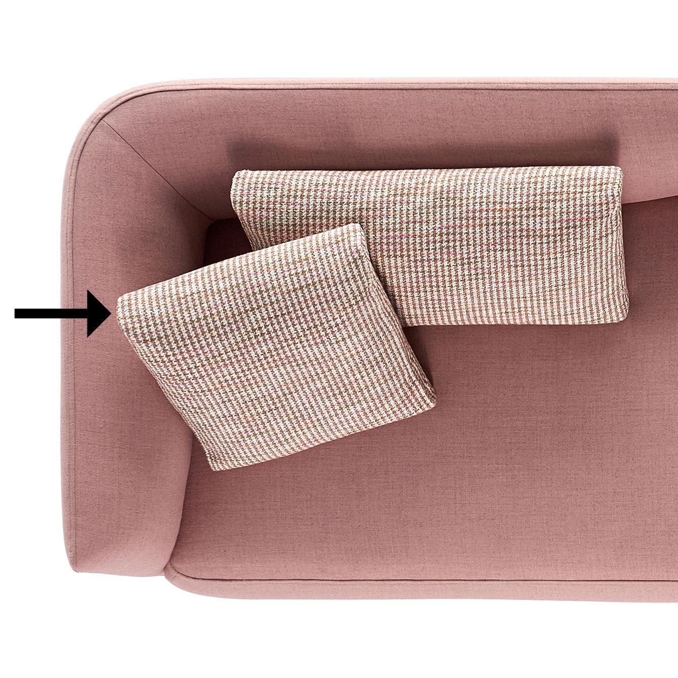 Mobilier - Canapés - Accessoire canapé Cosy / Coussin pour canapé Cosy - 50 x 50 - MDF Italia - Coussin / 50 x 50 cm -  Plumes, Tissu
