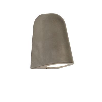 Luminaire - Appliques - Applique Mast Light / Béton - Astro Lighting - Béton gris - Béton