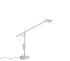Lampada da tavolo Fifty-Fifty - Mini / Orientabile - H 45 cm di Hay