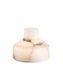 Lampada senza fili Alabast Small - LED - / H 11 cm - Alabastro di Carpyen