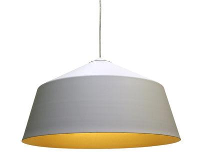 Circus Large Pendelleuchte Ø 56 x H 31 cm - Innermost - Gold,Weiß mattiert