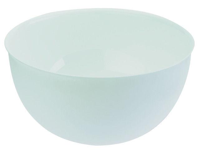 Arts de la table - Plats - Saladier Palsby / Ø 21 cm - Koziol - Blanc - Plastique