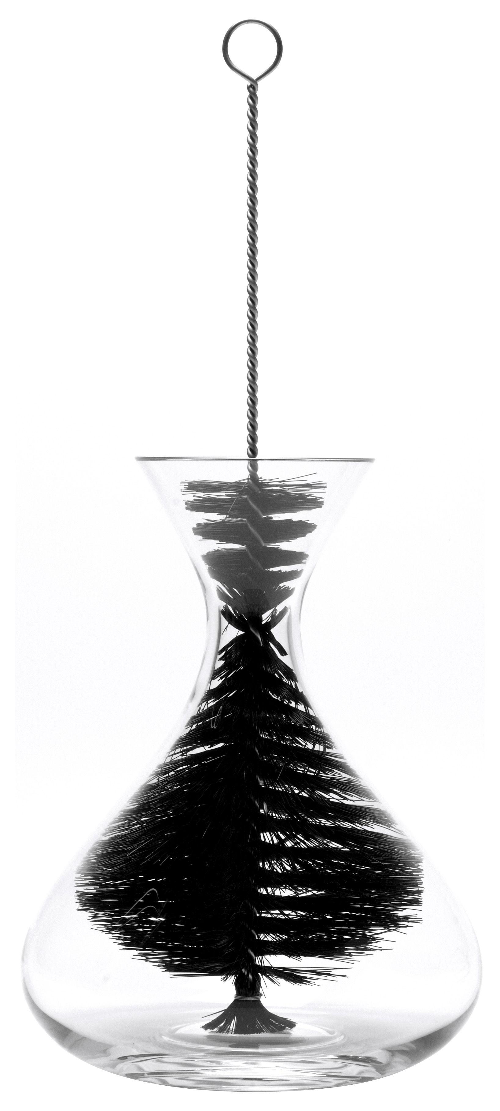 Tavola - Caraffe e Decantatori - Scovolino Grand Goupillon di L'Atelier du Vin - Nero - Acciaio, Nylon