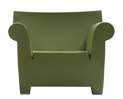 Bubble Club Sessel - Kartell - Grün