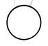 Sospensione O - / LED - Ø 90 cm - Rilevatore movimento di Artemide