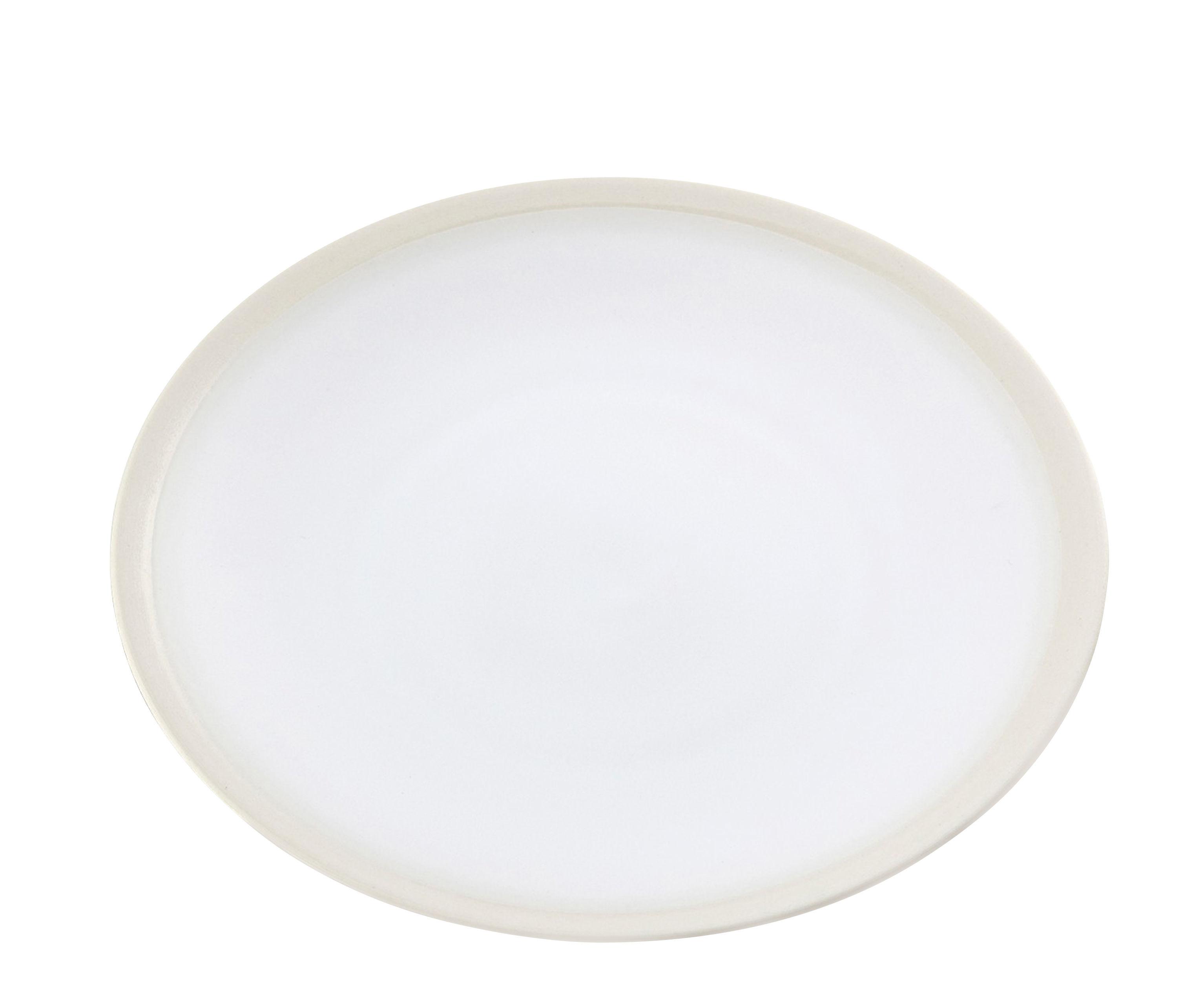 Tischkultur - Teller - Sicilia Suppenteller / Ø 24 cm - Maison Sarah Lavoine - Jasmin / beige - Feinsteinzeug, bemalt und glasiert