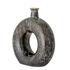 Vase / Céramique - Finition patinée / H 19 cm - Bloomingville