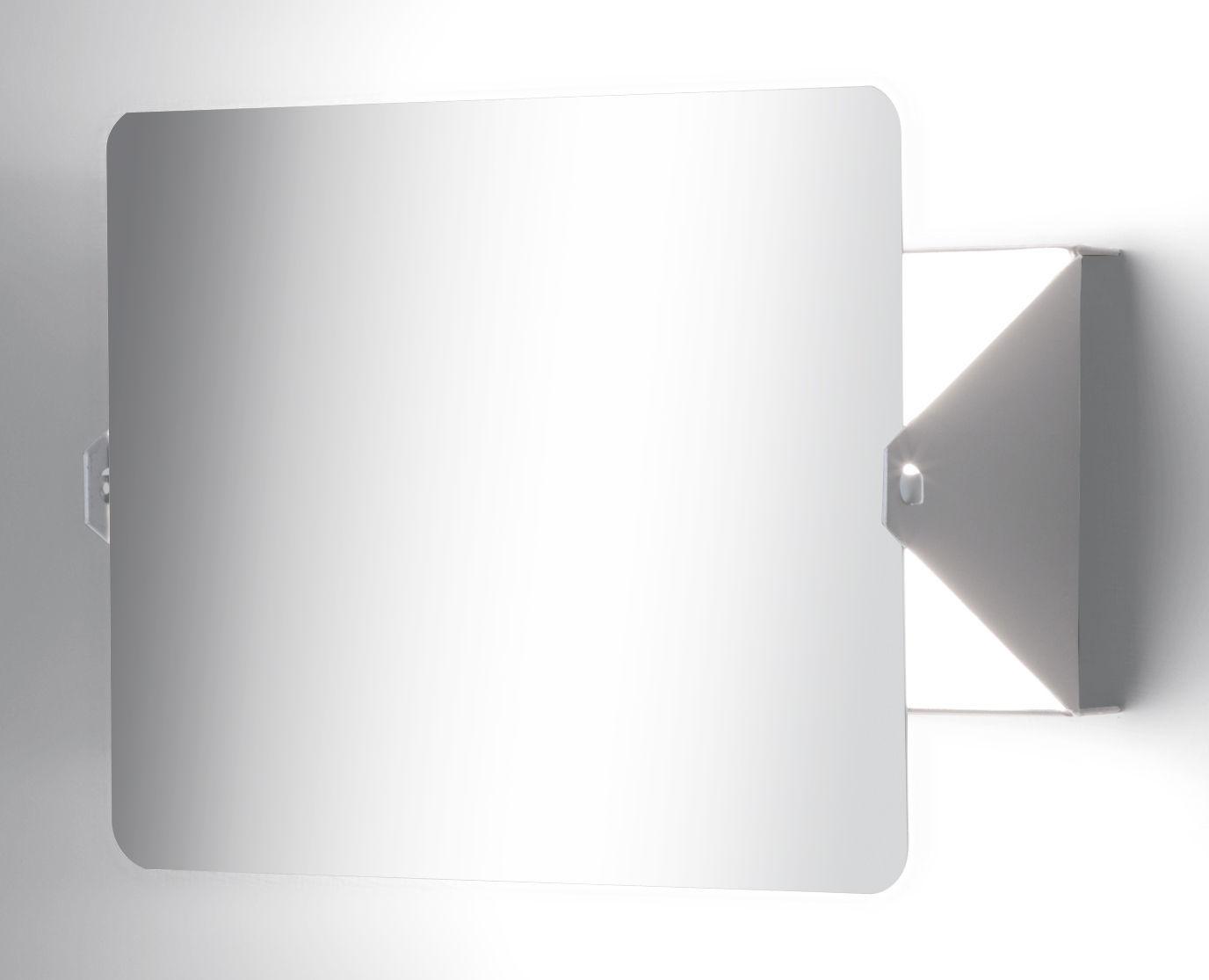 applique volet pivotant led charlotte perriand 1962 blanc plaque pivotante miroir nemo. Black Bedroom Furniture Sets. Home Design Ideas