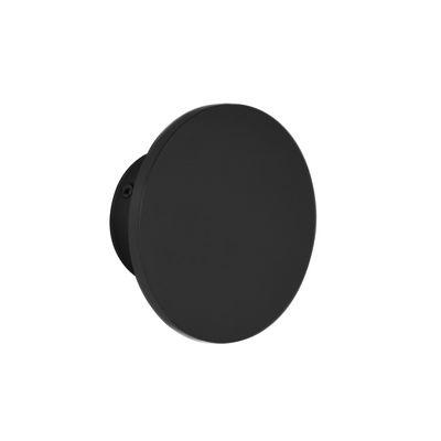 Applique Zenith Small / LED - Ø 12 cm - Métal - ENOstudio gris en métal