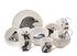 Animals Bowl - / Set of 6 - Porcelain by Pols Potten