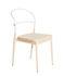 Dojo Chair - / Beech & steel by Petite Friture