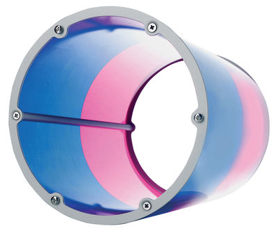 Filtre coloré pour suspension Nur Mini - Artemide bleu,rose en matière plastique