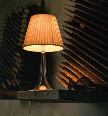 Lampada Da Tavolo Miss K Di Flos Argento Made In Design