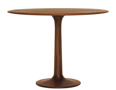 Furniture Dining Tables Turntable Table By Zeitraum Ø 90 Cm American Walnut