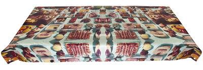 Tavola - Tovaglie e Tovaglioli - Tovaglia cerata Toiletpaper - Insectes - / 210 x 140 cm di Seletti - Insetti - Tela cerata