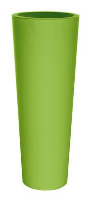 Image of Vaso per fiori New Pot High - h 90 cm di Serralunga - Verde - Materiale plastico