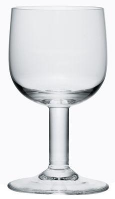 Verre à eau Glass family - A di Alessi transparent en verre