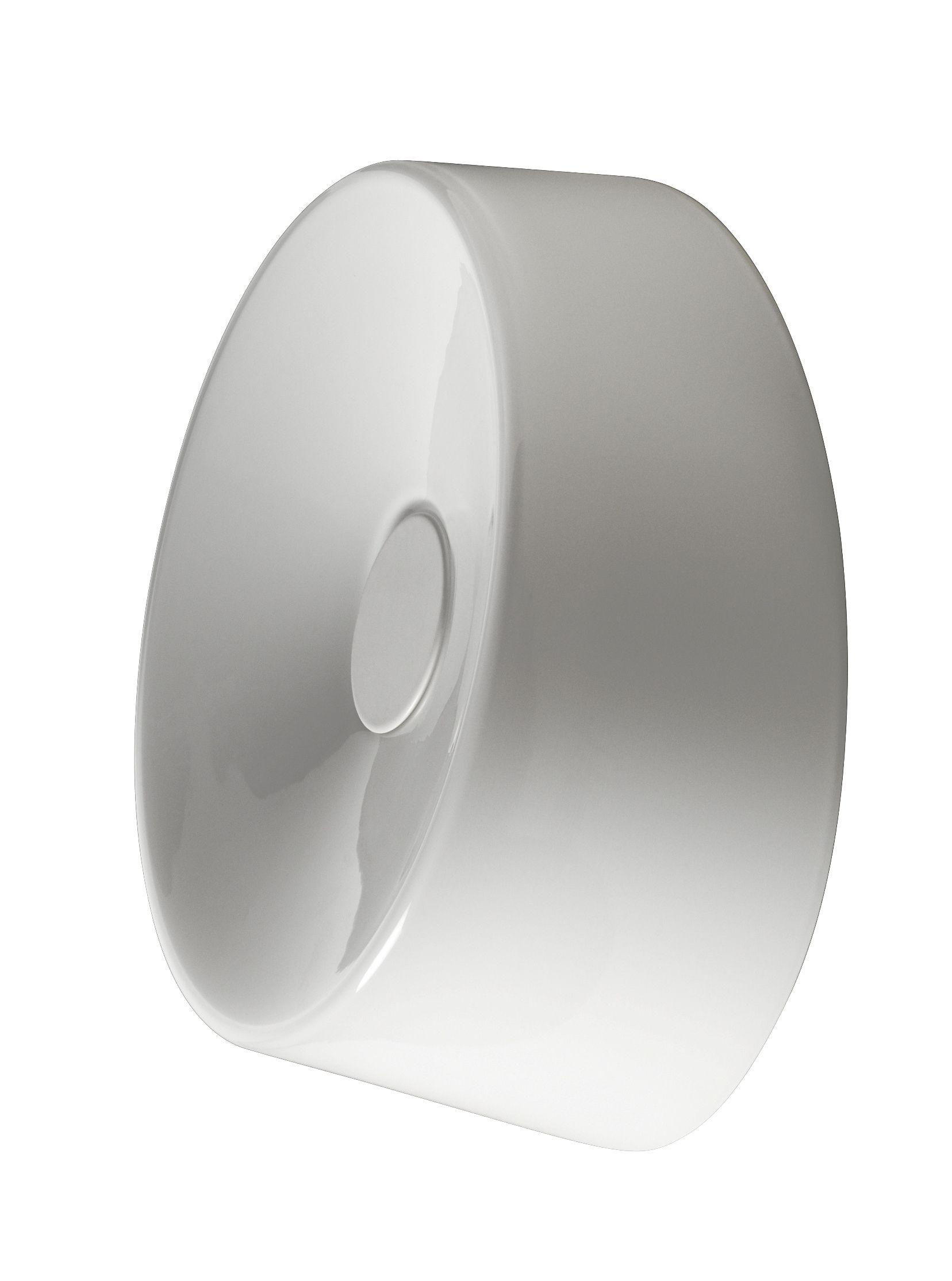 Illuminazione - Lampade da parete - Applique Lumiere XXS - Plafoniera di Foscarini - bianco - XXS - vetro soffiato
